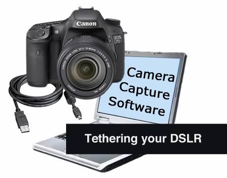 Free DSLR Camera Capture Software - Download for Canon / Nikon